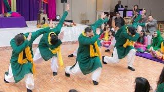 the mujtaboys best mehndi dance 2017