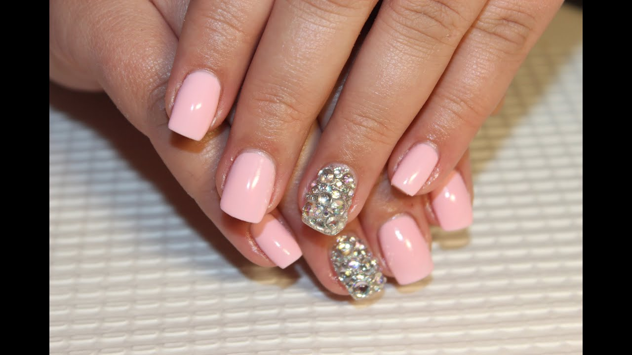 **BLING NAILS** How To.......