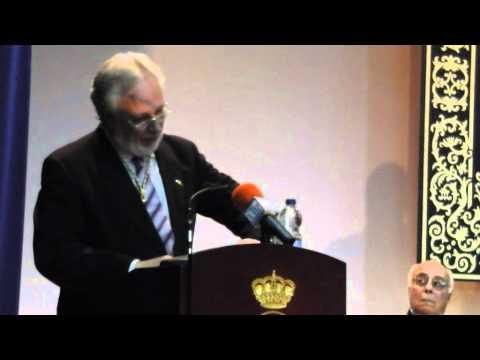 Sesión necrológica dedicada a O'Dogherty y Rodríguez Royo