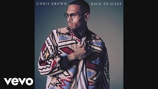 chris brown back to sleep audio
