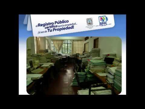 modernizaciÓn-del-registro-pÚblico-de-la-propiedad-parte-1-de-4