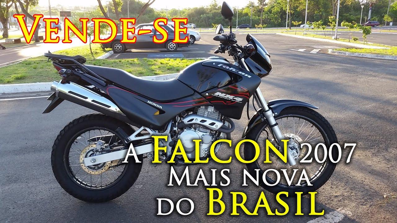 VENDIDA) Falcon 2007 impecável (vendida) - YouTube 7e5f7cded6