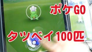 【ポケモンGO】100匹以上タツベイ捕まえました!色違い6匹!コミュニティーデイ