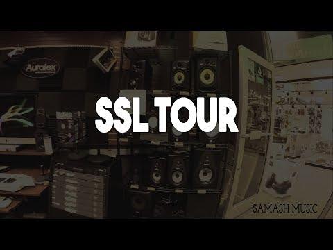 SSL TOUR TO SAMASH MUSIC- COLUMBUS OHIO