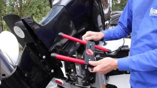 Installing Your Lock-n-Haul Transom Saver