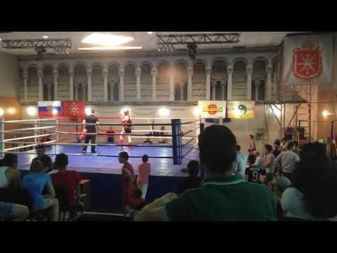 Чемпионат и Первенство Тульской области по тайскому боксу