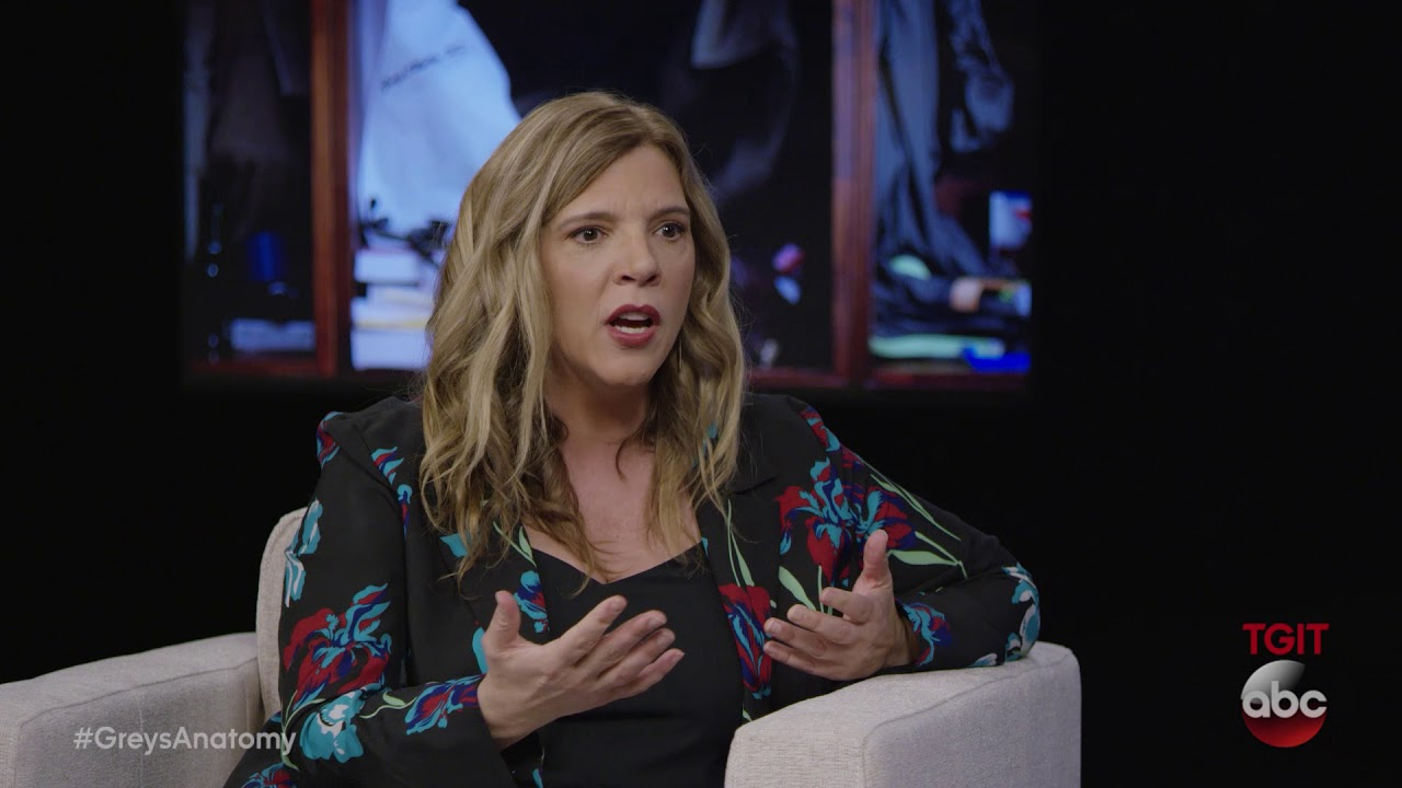 'Grey's Anatomy' Returning Star & Showrunner Krista Vernoff On ...