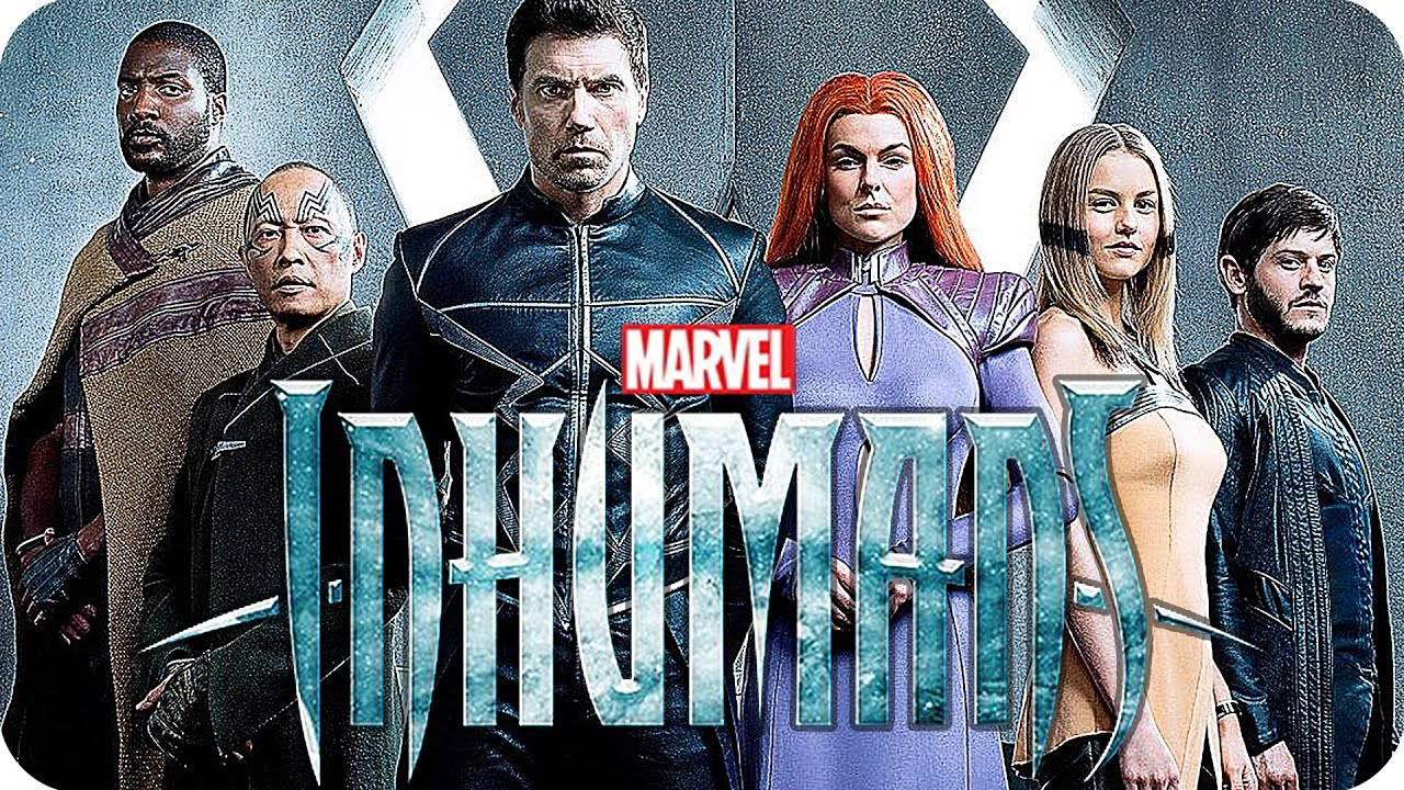 Image result for marvel's inhumans