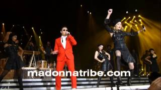 MDNA Speech and Special Surprise at MSG