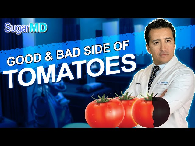 You thought Tomatoes were Good For Diabetes? Fact vs Fiction!