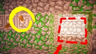 INSANE HIDDEN MINECRAFT BASES IN STRUCTURES!