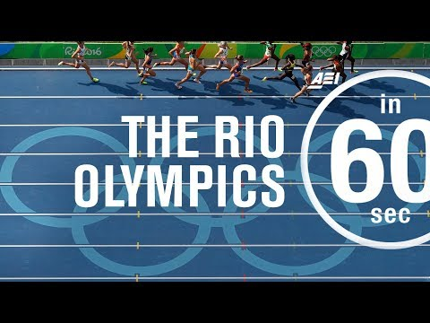 Beyond the Rio Olympics: Why Brazilians are competing for the future | IN 60 SECONDS