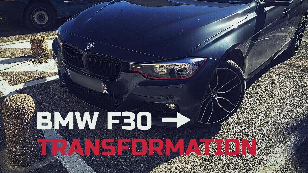 Bmw F30 Conversion M Pack Youtube