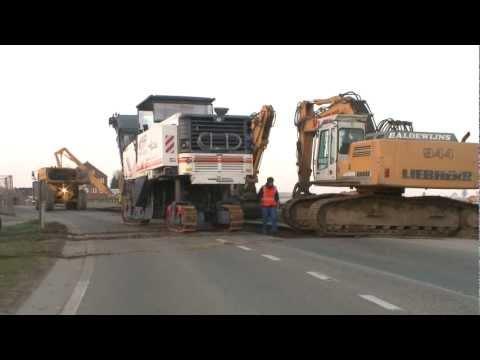 Afbraak Brug Over Albertkanaal Te Briegden 2