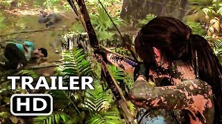 PS4 - Shadow of the Tomb Raider: Smart and Resourceful Trailer (2018)