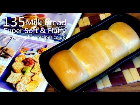 Super Soft and Fluffy Milk Bread | Chinese Bakery Buns | 手搓軟包法 | 牛奶麵包製作 - JosephineRecipes.co.uk