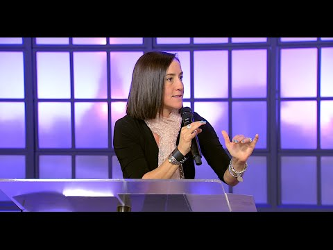 """In His House: Part 1 - """"Embrace Your Place"""" with Christine Caine - LifeChurch.tv"""