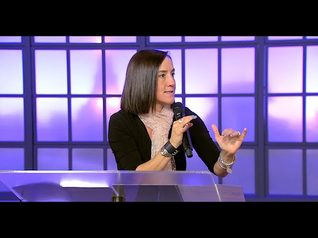 Christine Caine | Embrace Your Place