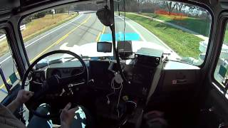 видео КПП на грузовики и автобусы