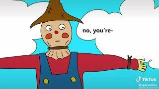 I'm a scarecrow