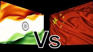 INDIA VS CHINA: Comparativa Militar ¿Quién ganaría? (Novedad con estrellas)
