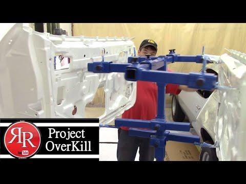 """1972 Camaro Project OverKill Project Update """"Knee Deep In Doors"""""""