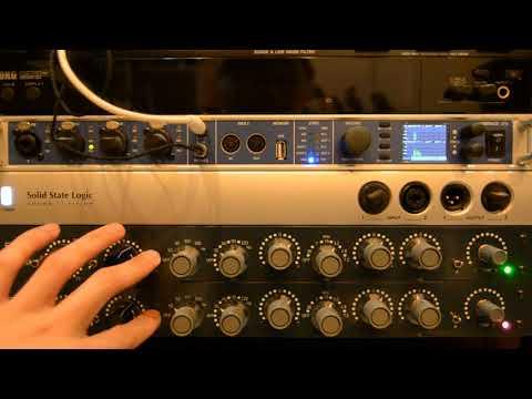 AML(Audio Maintenance Ltd) EZ1073 In Action