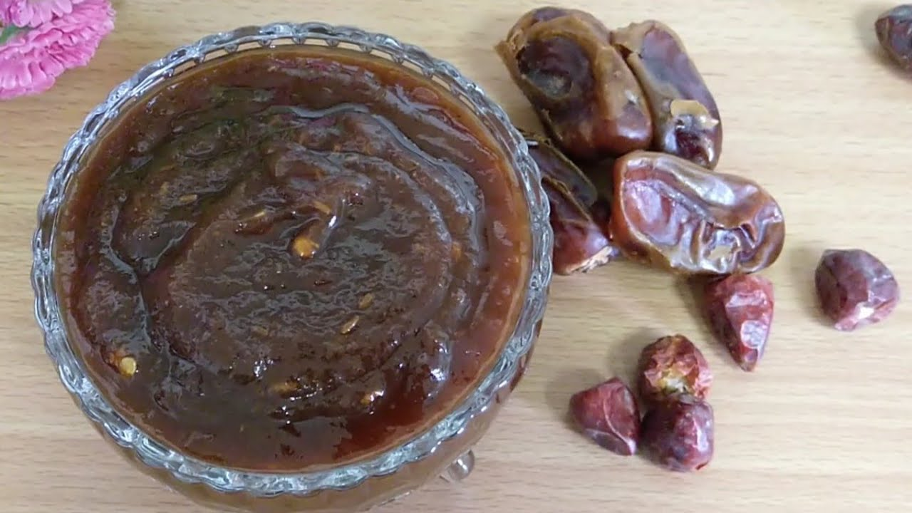 Imli aur khajoor ki chutney | Tamarind & date chutney | Ramadan recipes  Chef filza's kitchen - YouTube