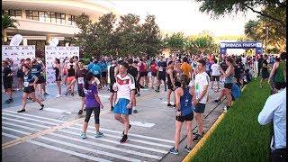 Running to Beat Diabetes