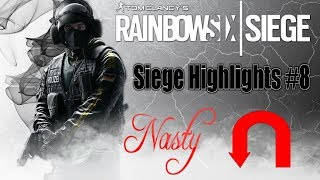Nasty CONSOLE whip + Cav turn on l Siege Highlights #8