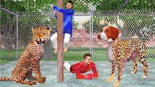 चिड़ियाघर Zoo Park हिंदी कहानियां Comedy Video Hindi Kahaniya - Funny Stories In Hindi