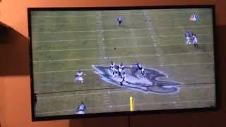 Torry Smith INSANE Catch Off The Knee By Keanu Neal! | NFL