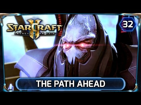 Starcraft 2 ► Legacy of the Void Cutscene - The Path Ahead (LOTV Campaign Walkthrough)