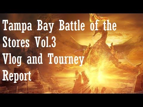 Tampa Bay Battle of the Stores 3 (Team Tournament Report/Vlog)