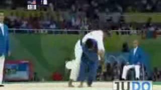 Impossible judo