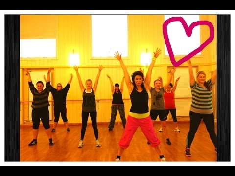 Latin Dance Fitness Class 3