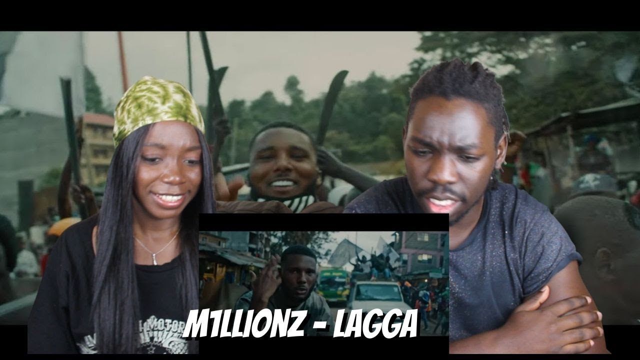 Download M1LLIONZ - LAGGA (OFFICIAL VIDEO) - REACTION