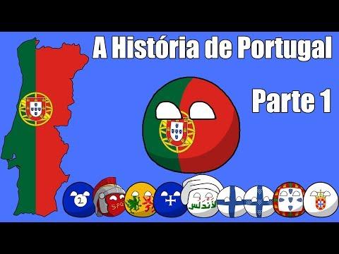 A História de Portugal - Parte 1/2