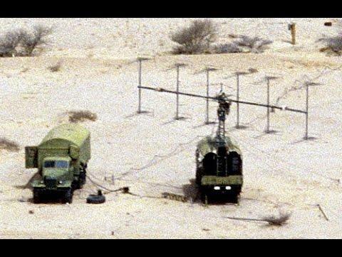 神出鬼没的以色列凭空偷走埃及硕大防空雷达