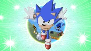 Baixar Sonic CD Remix - Future - Gotta Go Faster [Collision Chaos JAP, You Can Do Anything]