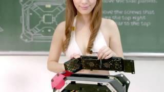 Asrock Mini-PC A8: Bikini-Modell baut Rechner zusammen - warum nur?