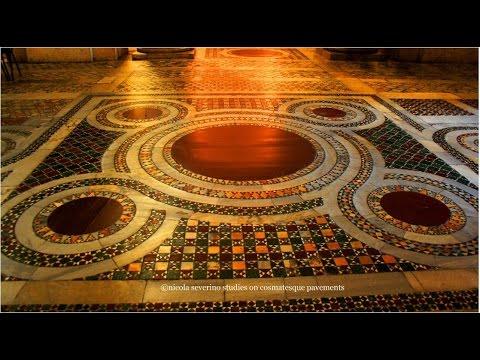 Il Pavimento Musivo della Cappella Palatina a Palermo di Nicola Severino