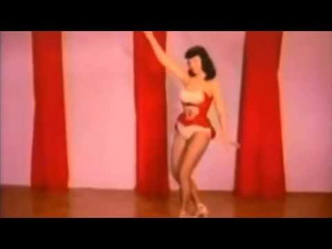 betty page dancing to andy griffith theme song