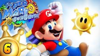 SUPER MARIO SUNSHINE : Episode 6 | Panique  à l'hôtel Delfino - Let's Play