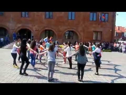 Пасха в Армянском культурном центре Калининграда
