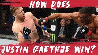 How Will Justin Gaethje Beat Donald Cerrone?