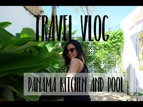Travel Vlog Bali #3: Lunch at Panama Kitchen and Pool