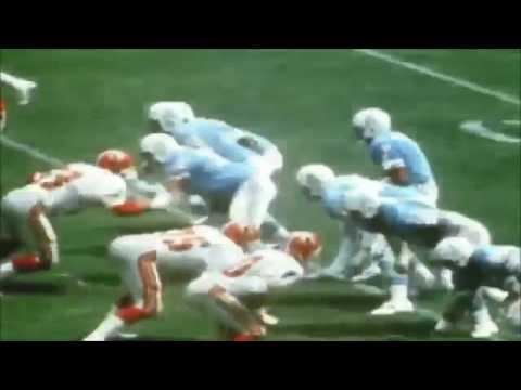 Earl Campbell career highlights