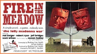 Fire In The Meadow (1973) VHS Trailer - Color / 3:28 mins