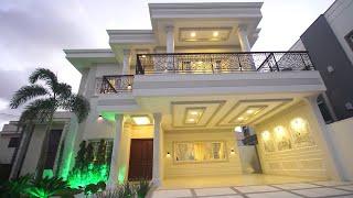 5 Contoh Rumah Klasik Modern 2 Lantai Super Mewah